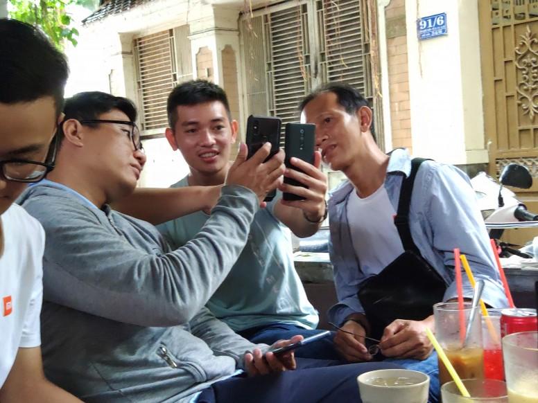 Một số hình ảnh Tech Offline trải nghiệm Xiaomi Mi 9T, Xiaomi Mi A3, Redmi 7A