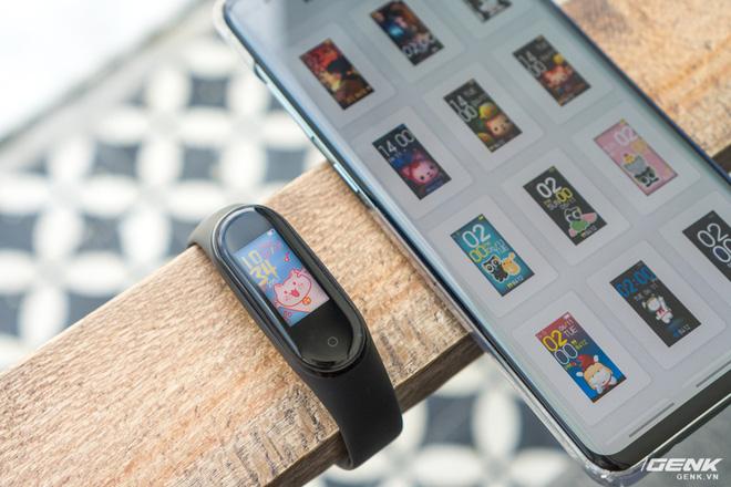 Đánh giá Mi Band 4: smartband rất đáng cân nhắc ở tầm giá dưới 1 triệu đồng - Ảnh 6.