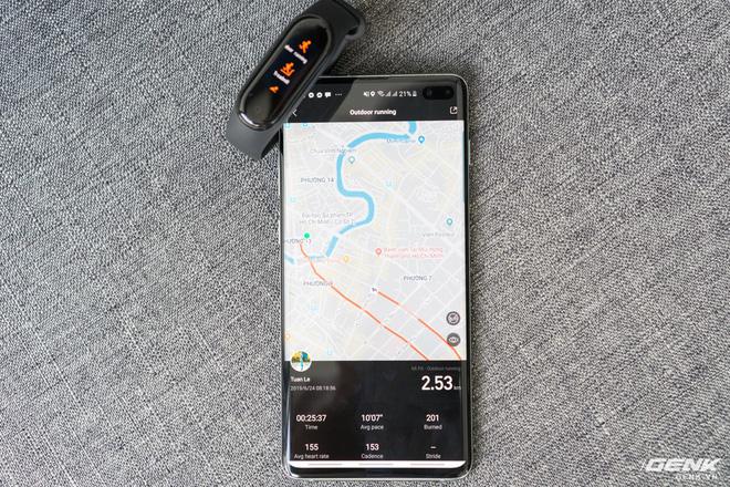 Đánh giá Mi Band 4: smartband rất đáng cân nhắc ở tầm giá dưới 1 triệu đồng - Ảnh 7.