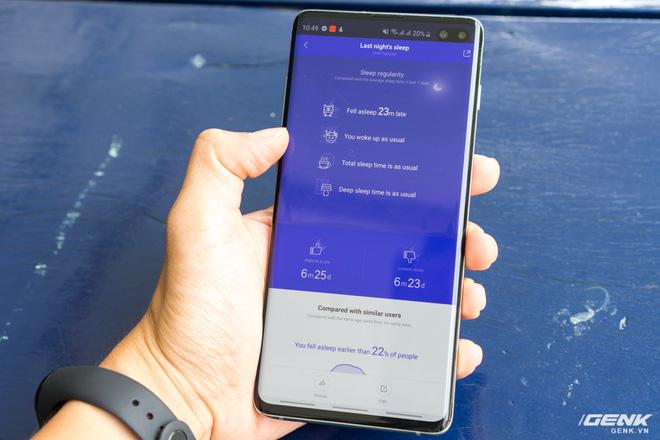 Đánh giá Mi Band 4: smartband rất đáng cân nhắc ở tầm giá dưới 1 triệu đồng - Ảnh 14.
