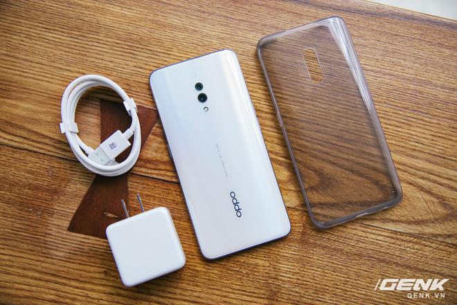 Hình ảnh thực tế của Oppo K3: đối thủ thực sự của Xiaomi Mi 3A và Vivo S1, giá 6.99 triệu đồng - Ảnh 2.