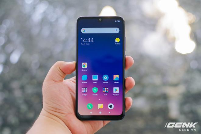 Trên tay Redmi Note 7 chính thức tại Việt Nam: camera 48MP, màn hình giọt mưa, giá từ 4 triệu đồng - Ảnh 4.