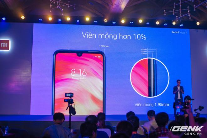 Trên tay Redmi Note 7 chính thức tại Việt Nam: camera 48MP, màn hình giọt mưa, giá từ 4 triệu đồng - Ảnh 3.
