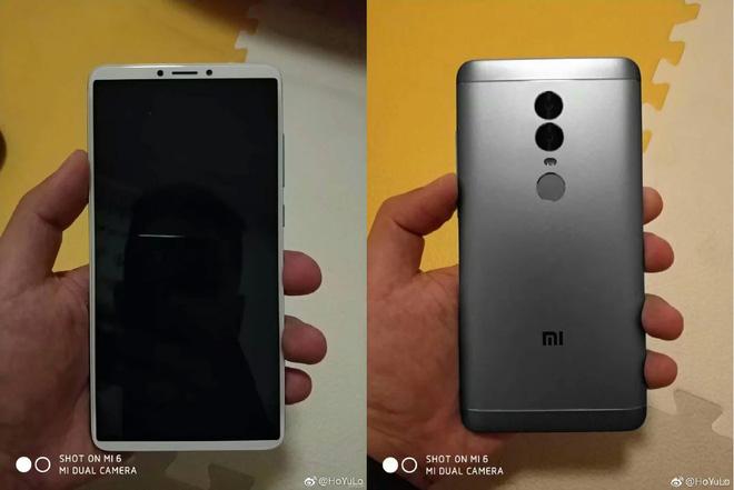 Xiaomi Redmi Note 5 lộ thông số và giá, có thể trình làng vào cuối tháng Hai - Ảnh 1.