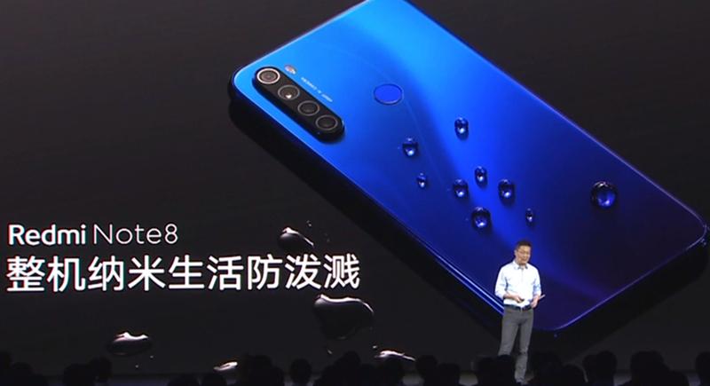 """redmi-note-8-pro-ra-mat-3 Redmi Note 8 và Redmi Note 8 Pro ra mắt: 4 camera, """"sinh ra để chơi game"""", giá từ 3.2 triệu"""