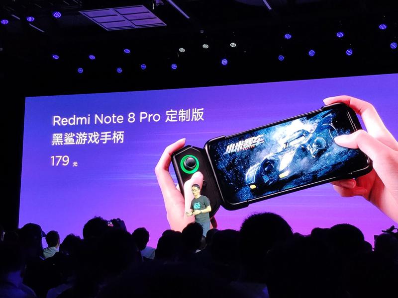 """redmi-note-8-pro-ra-mat-8 Redmi Note 8 và Redmi Note 8 Pro ra mắt: 4 camera, """"sinh ra để chơi game"""", giá từ 3.2 triệu"""
