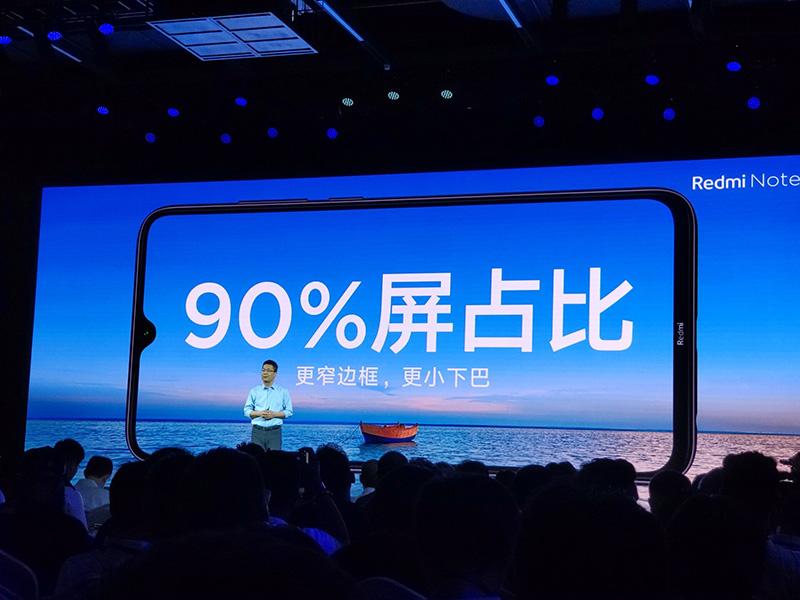 """redmi-note-8-pro-ra-mat Redmi Note 8 và Redmi Note 8 Pro ra mắt: 4 camera, """"sinh ra để chơi game"""", giá từ 3.2 triệu"""