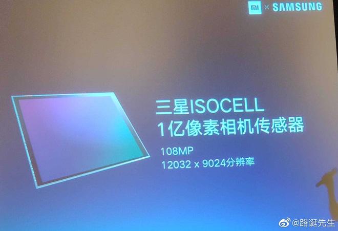 Kết hợp với Xiaomi, Samsung ra mắt cảm biến chụp ảnh với độ phân giải 108MP và kích thước lớn nhất từ trước đến nay - Ảnh 1.