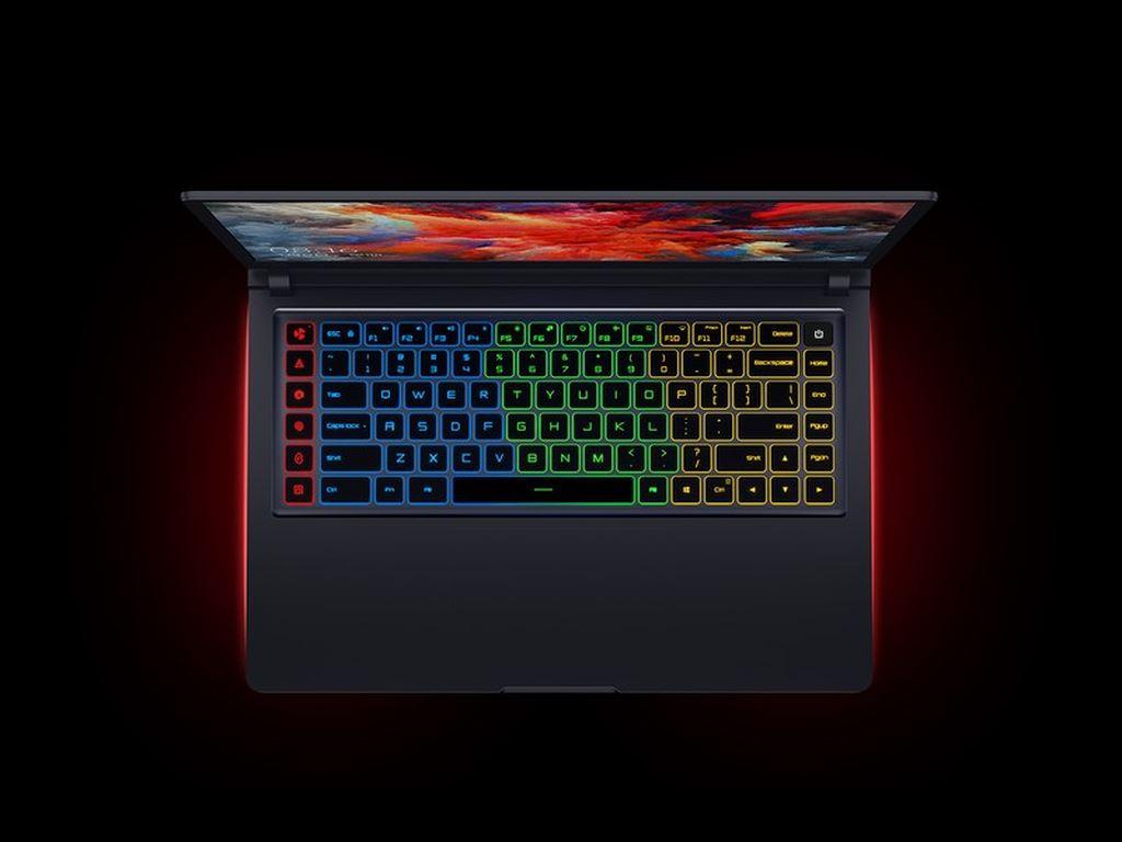 Ra mắt laptop chiến game Mi Gaming: Intel Core i7, 16GB RAM, GTX 1060, giá từ 953 USD ảnh 4