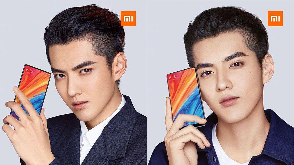 Xiaomi Mi MIX 2S trên tay đại sứ thương hiệu: RAM 8GB, ROM 256GB? ảnh 1