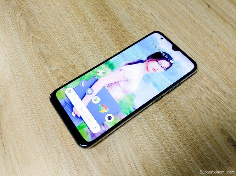 Đập hộp Xiaomi Mi A3: Cảm biến vân tay ngon, màn hình ổn, chơi game tốt.