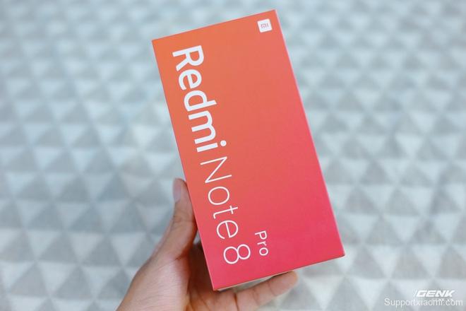 Trên tay Redmi Note 8 Pro tại VN: Chip MediaTek Helio G90T, camera 64MP, giá 5.5 triệu đồng - Ảnh 1.