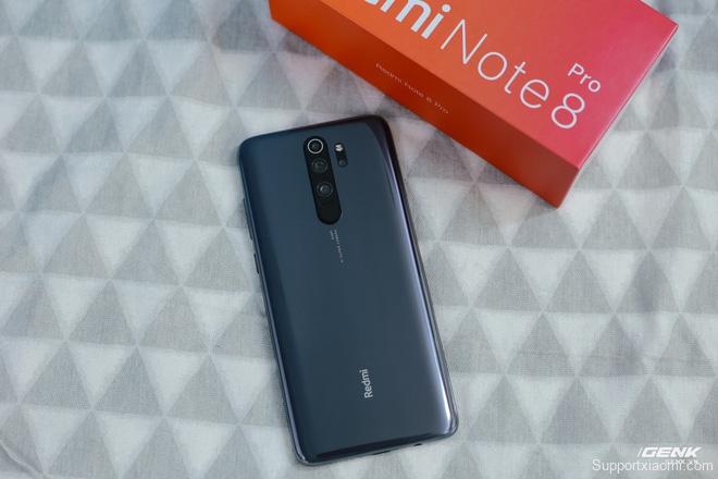 Trên tay Redmi Note 8 Pro tại VN: Chip MediaTek Helio G90T, camera 64MP, giá 5.5 triệu đồng - Ảnh 31.