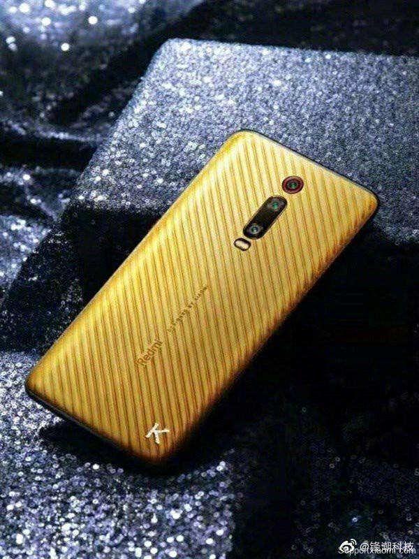 Redmi K20 Pro có phiên bản đặc biệt với mặt lưng bằng vàng, giá lên tới 7.000 USD - Ảnh 1.