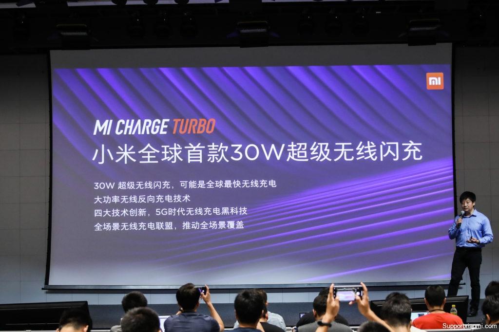Sản phẩm - Xiaomi trình làng công nghệ sạc không dây 30W đầu tiên trên thế giới