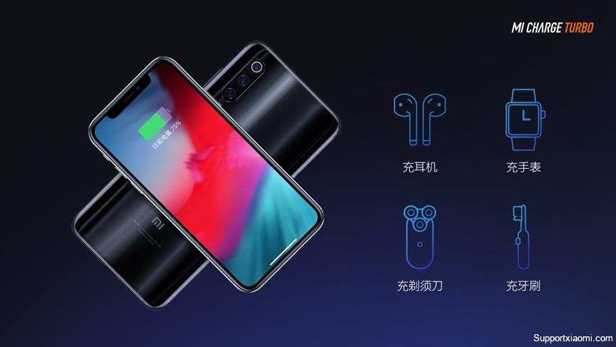 Sản phẩm - Xiaomi trình làng công nghệ sạc không dây 30W đầu tiên trên thế giới (Hình 2).