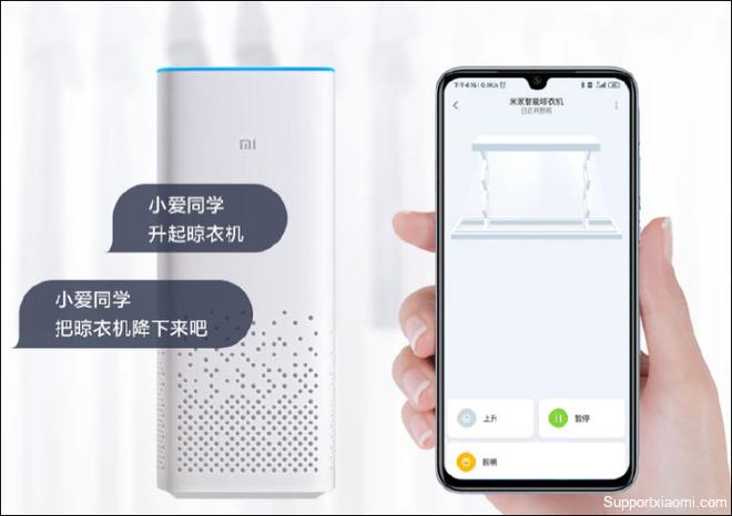 Xiaomi ra mắt máy sấy quần áo thông minh MIJIA: Điều khiển bằng giọng nói, giá từ 2.8 triệu đồng - Ảnh 4.