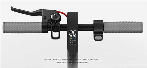 Xiaomi ra mắt xe trượt MIJIA Scooter 1S: Đi được 30km, có ABS, màn hình điện tử, giá 6.6 triệu đồng - Ảnh 2.