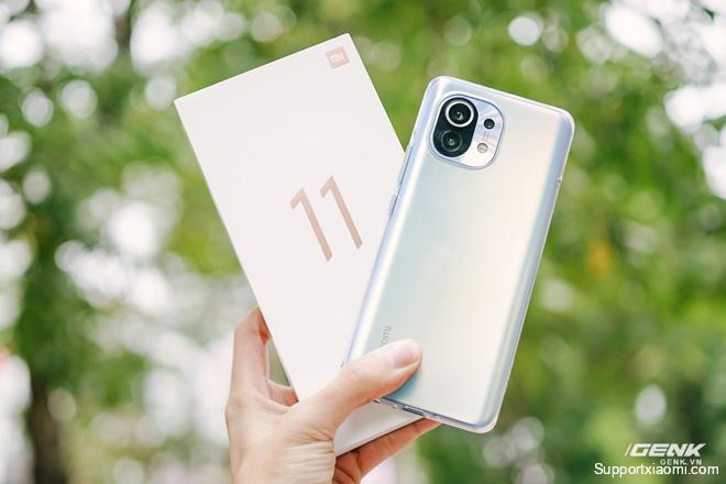 Xiaomi Mi 11 bản chính hãng bán ở Việt Nam sẽ đi kèm củ sạc - Ảnh 1.
